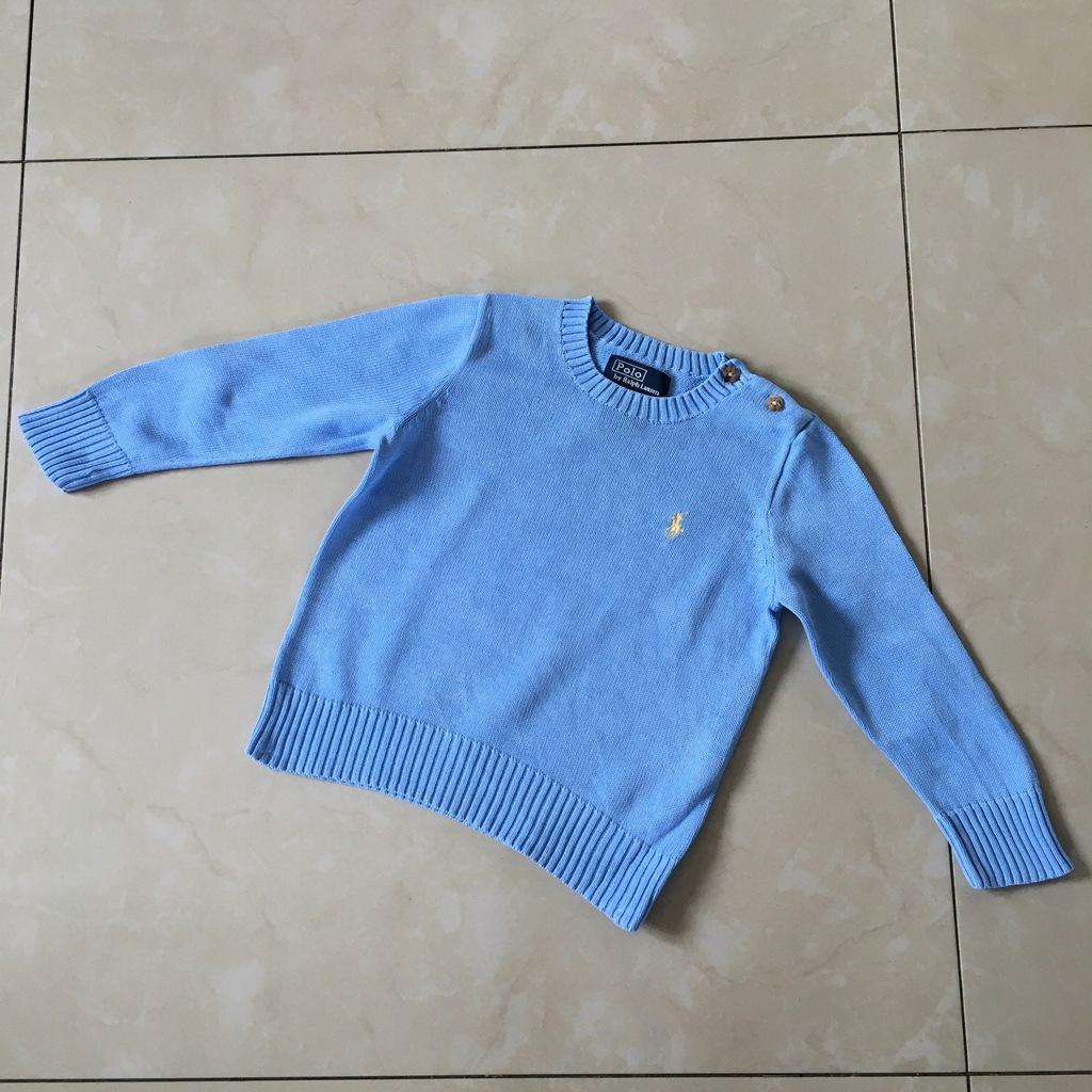 Ralph Lauren cienki sweterek na 18m 86