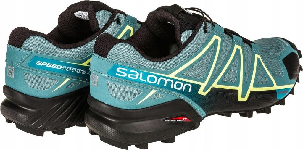 Salomon Buty damskie Speedcross 4 W ArticBlackEn