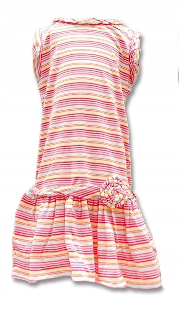 Sukienka letnia Vegotex : Rozmiar: - 116