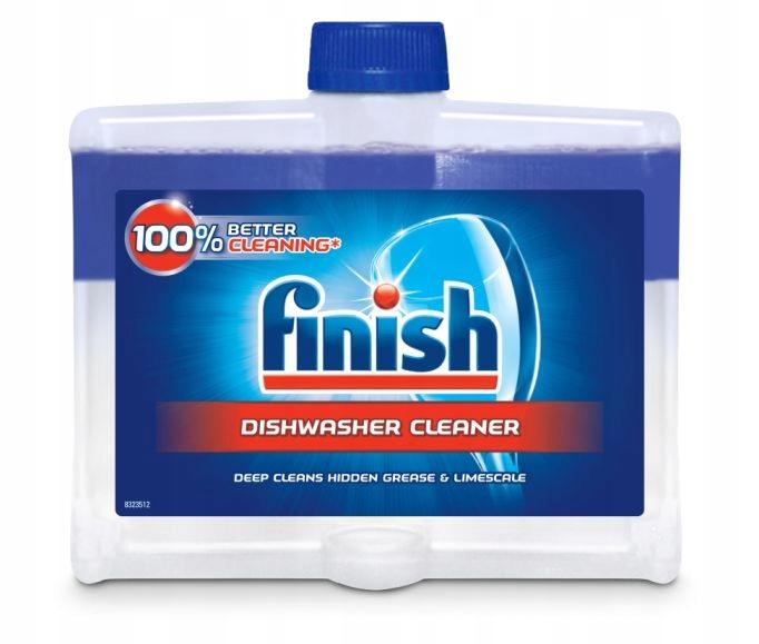 Finish Czyścik Płyn do czyszczenia zmywarki 250ml