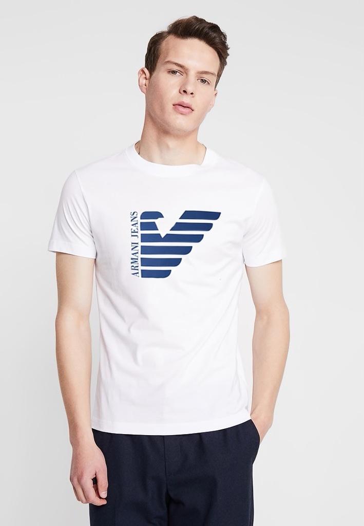Armani Jeans T-Shirt r. L Koszulka EA7 Bluzka Nowa
