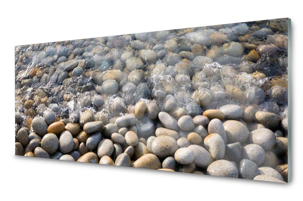 Lacobel Panel Szklany Ścienny Płytka Woda 120x60