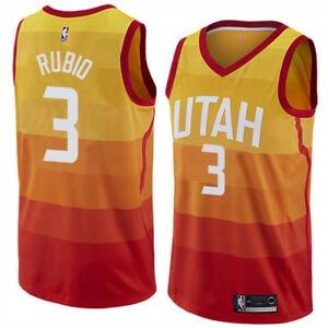 Koszulka NBA Jersey #3 UTAH Ricky Rubio