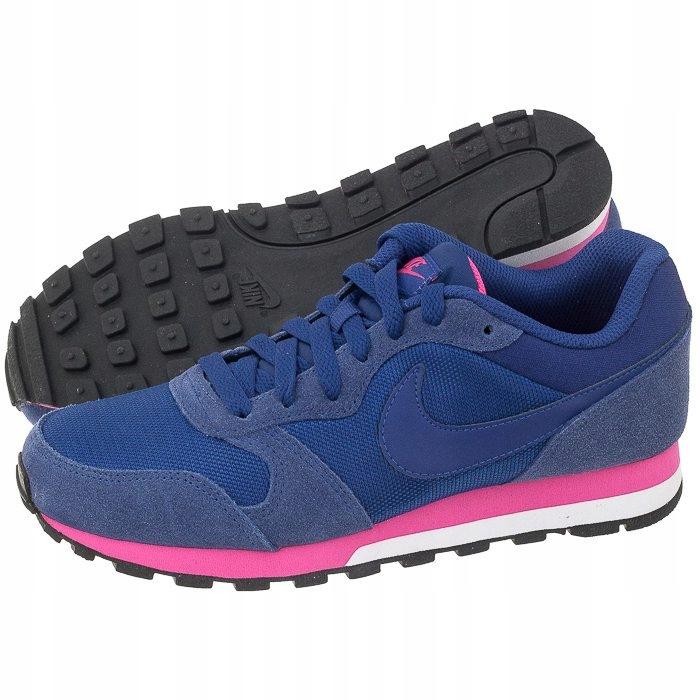 nike md runner 2 w 749869 buty czarne