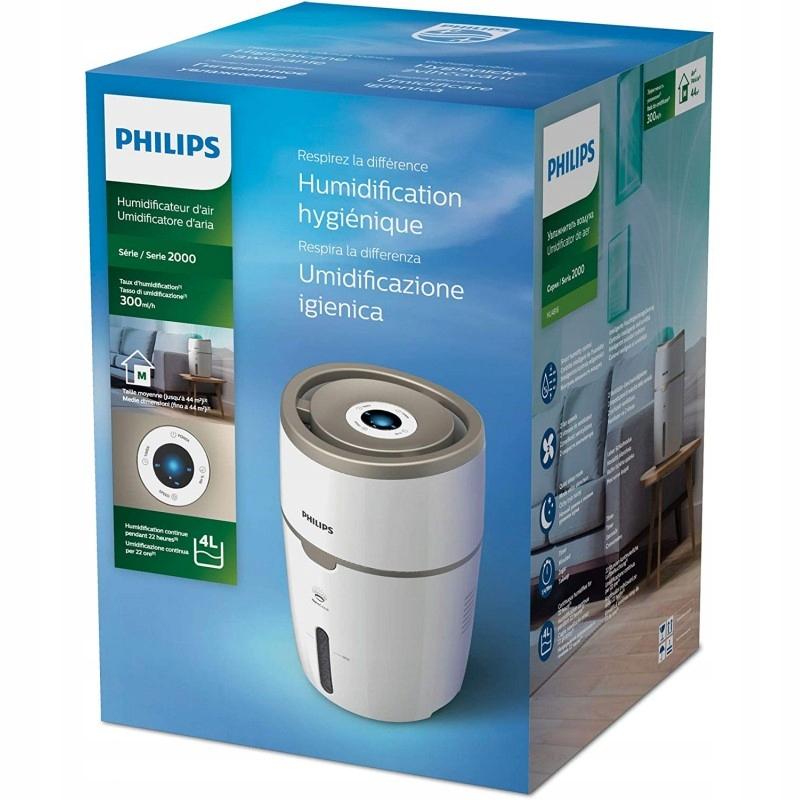 Nawilżacz powietrza Philips HU4816/10 Nano Cloud