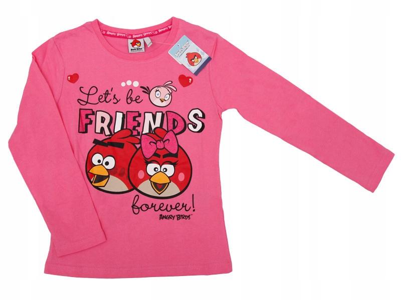 Bluzka Angry Birds Friends *176 cm