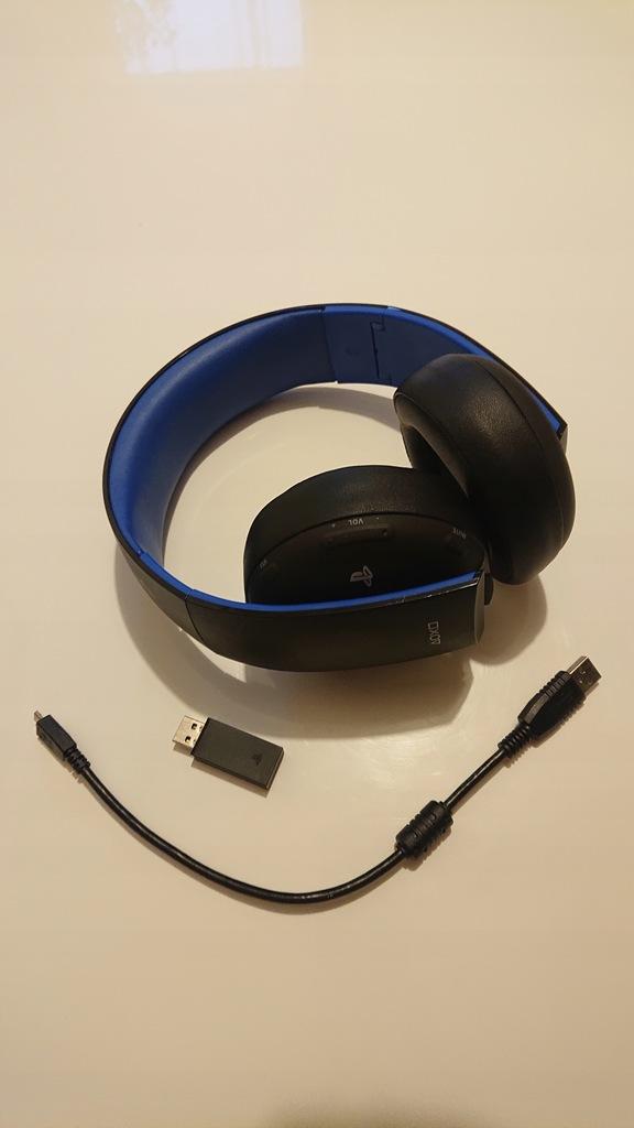 Słuchawki Sony Wireless Stereo Headset 2.0
