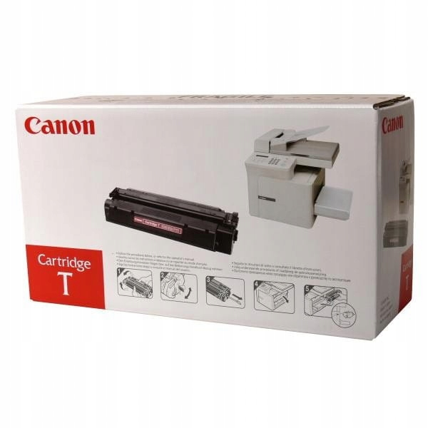 Canon oryginalny toner Typ T, black, 3500s, 7833A0