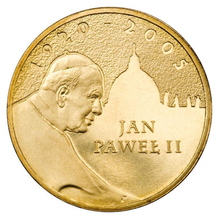 Papież Jan Paweł II 2005r.