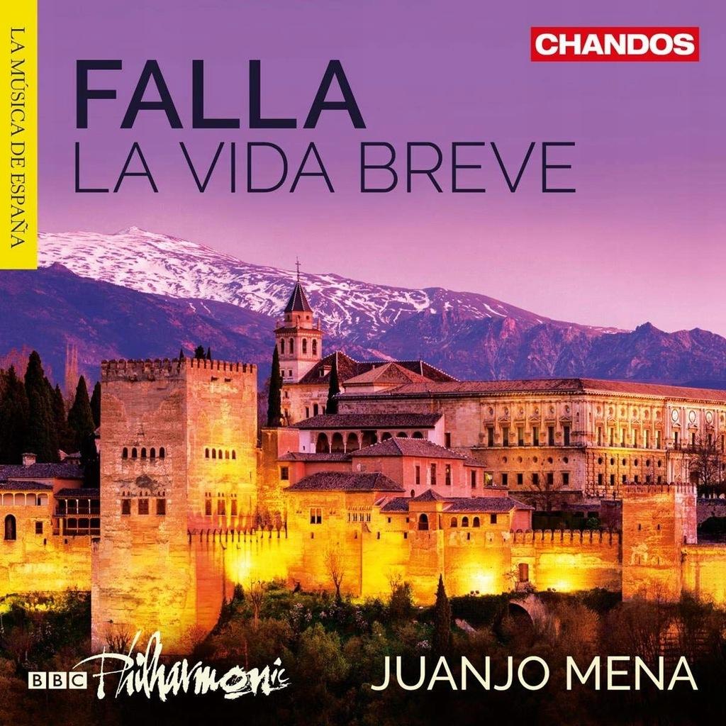 RTVE SYMPH ORCH+BBC PHIL: FALLA: LA VIDA BREVE (CD