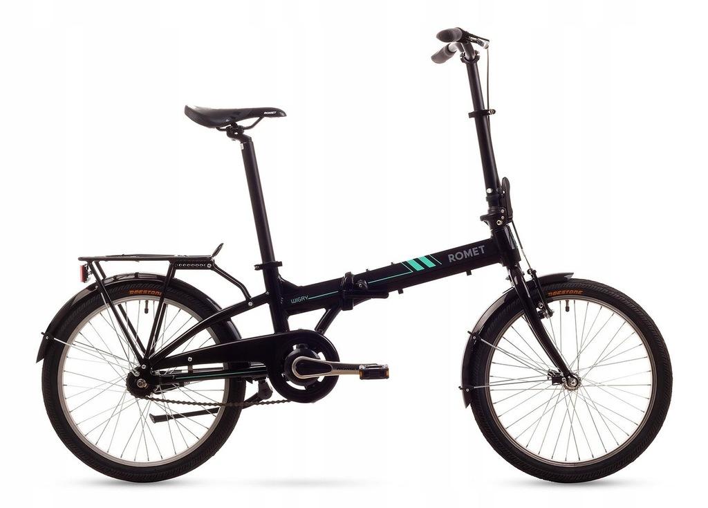 Rower ROMET WIGRY 2 czarny