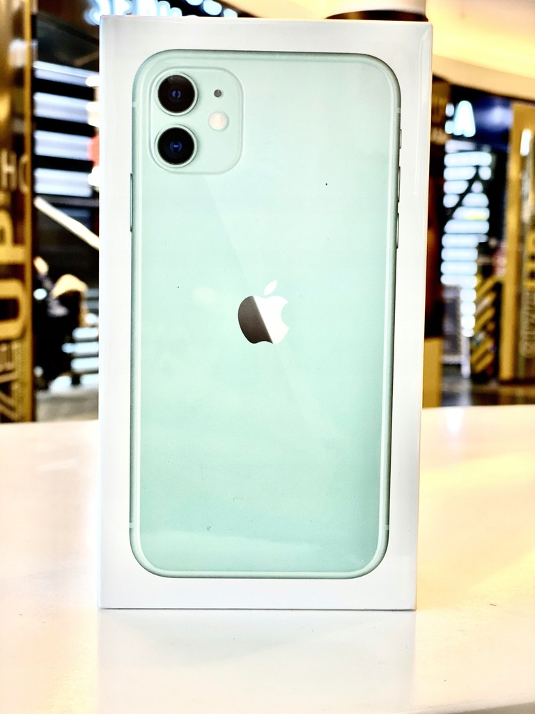 iPhone 11 128GB GREEN 3250zł WAWA ZŁOTE