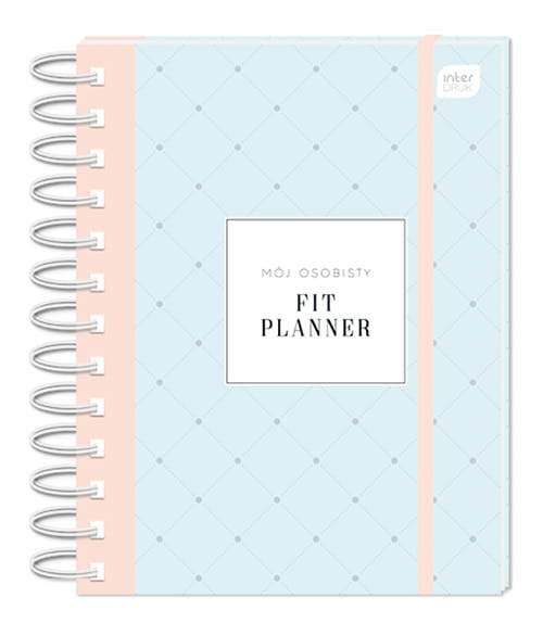 Kalendarz planer Pastel 159x210mm, Interdruk