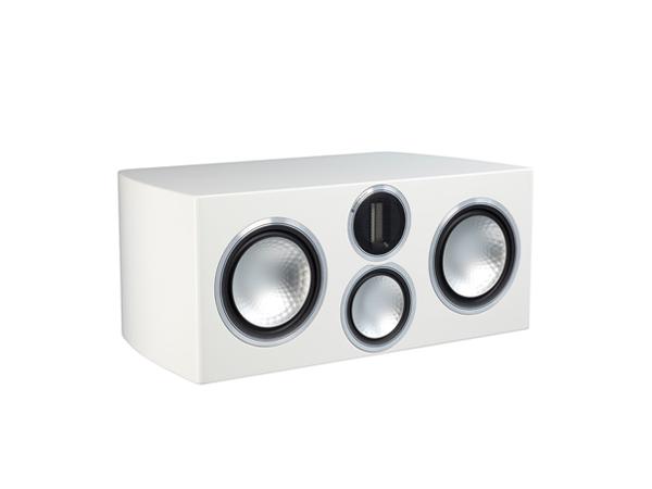 Monitor Audio Gold C350 Kolumna centralne White