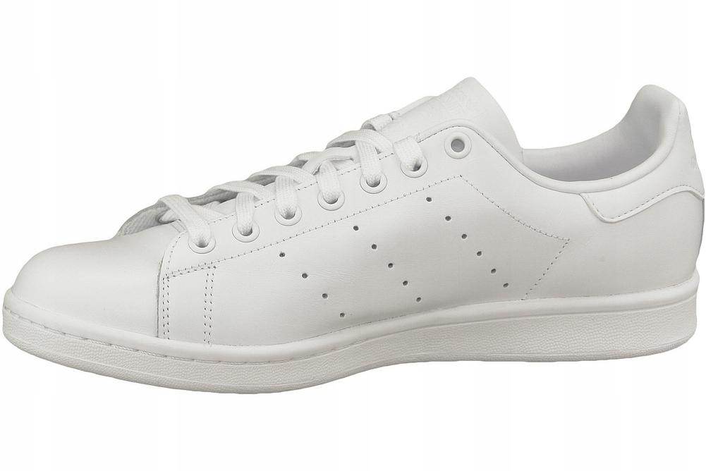 buty sportowe Adidas Stan Smith S75104, męskie, Białe