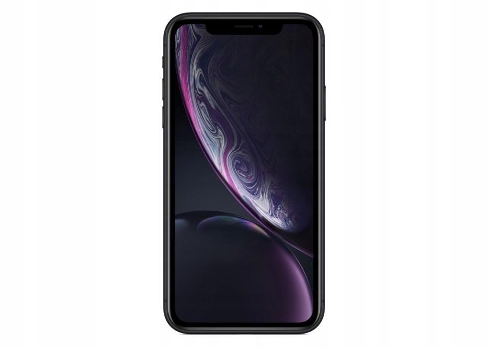 APPLE iPhone XR 64GB Czarny