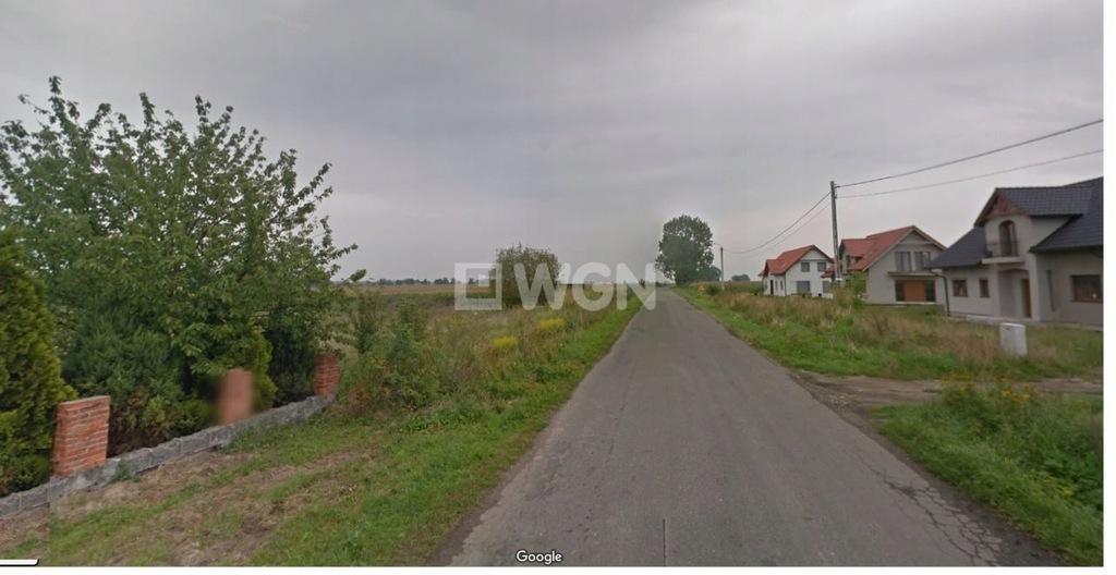 Działka, Domaniów, Domaniów (gm.), 2100 m²