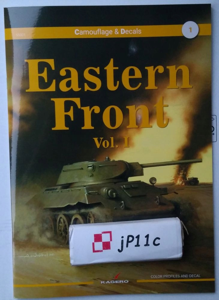 Eastern Front vol.1 - Camouflage & Decals PL