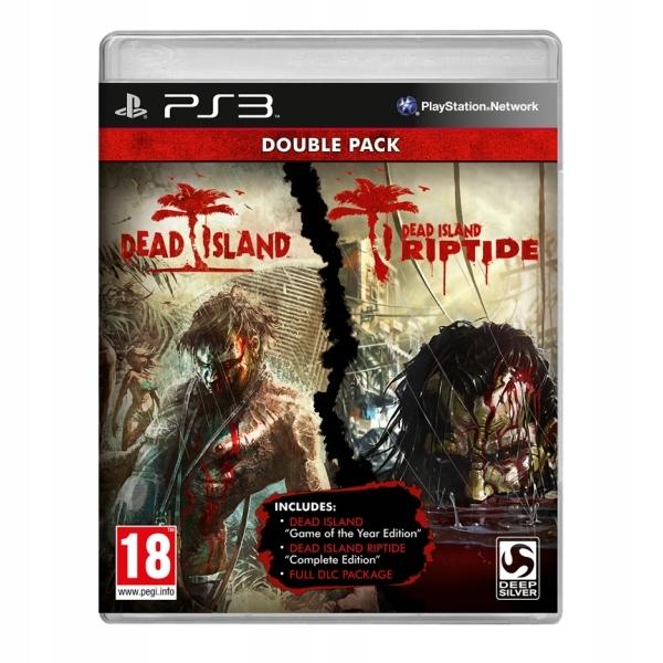 Dead Island Franchise Pack Pl Ps3 7867346289 Oficjalne Archiwum Allegro