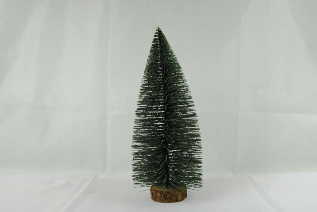 Choinka sztuczna zielona 15cm - 3 szt.