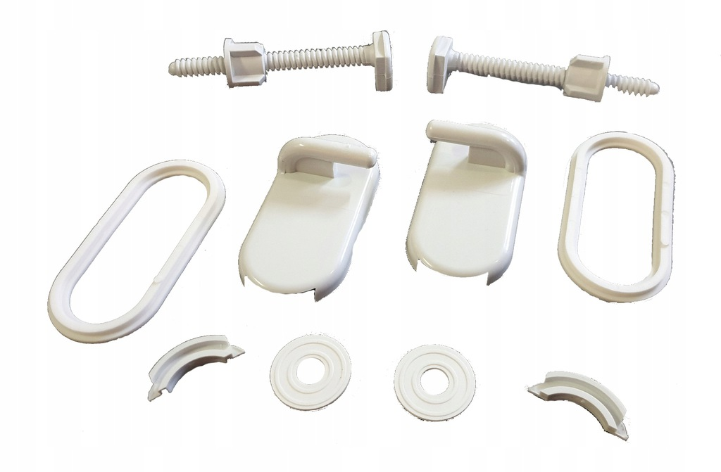 Śruby Uchwyt Mocowanie Deski Sedesowej Sanit-Plast