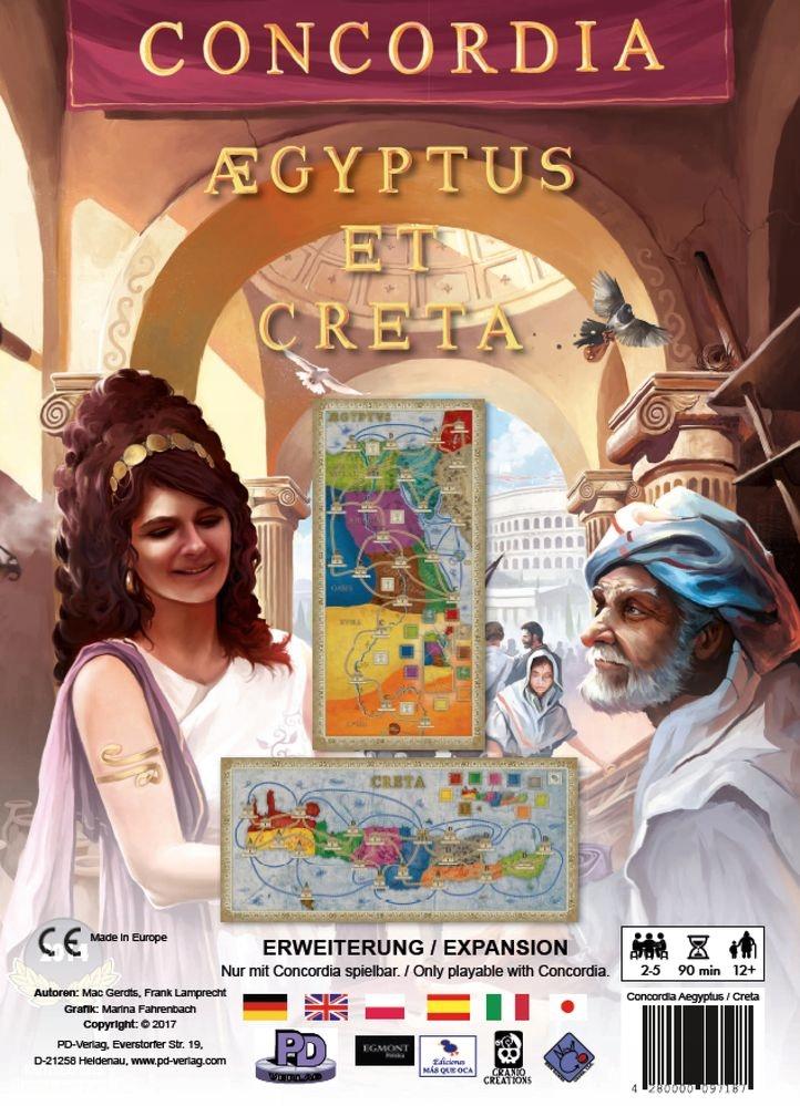 Concordia - Egipt / Kreta STREFA24H