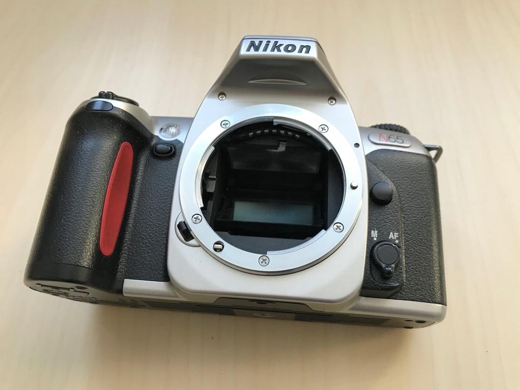 Nikon F65 / N65 body analogowe