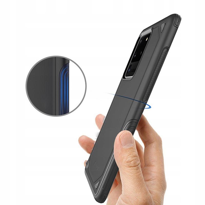 Crong Defender Case - Etui Samsung Galaxy S20+ (cz
