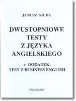 Dwustopniowe testy z języka angielskiego Siuda