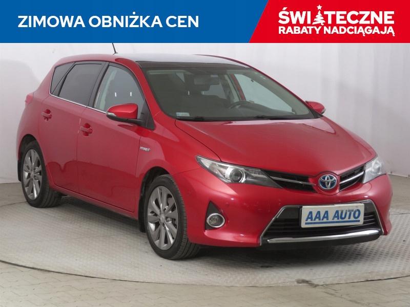 Toyota Auris Hybrid Salon Polska Automat Navi 9950594393 Oficjalne Archiwum Allegro