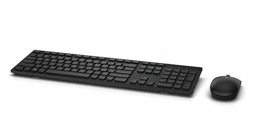 Zestaw klawiatura + mysz mechaniczna Dell 580-ADFT