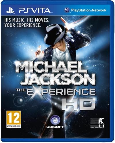 MICHAEL JACKSON THE EXPERIENCE PS VITA NOWA-FOLIA