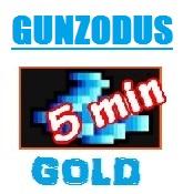 TIBIA GUNZODUS.NET 250KK (25000cc) + Bonusy (new!)