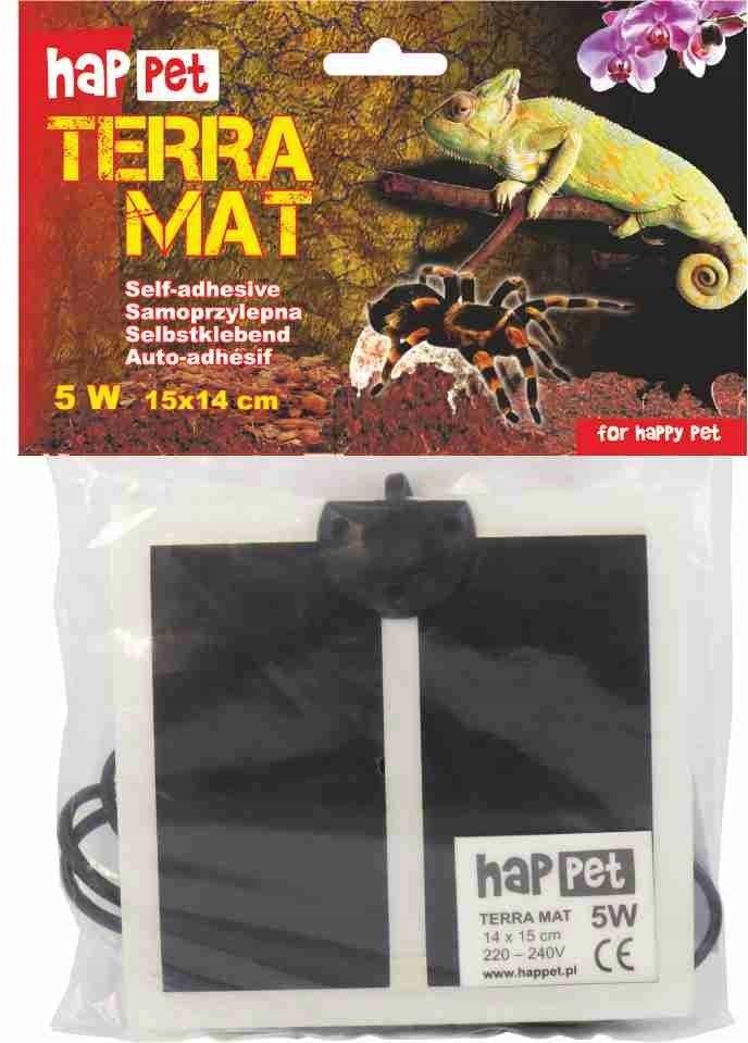 Mata grzewcza do terrarium 20W Happet