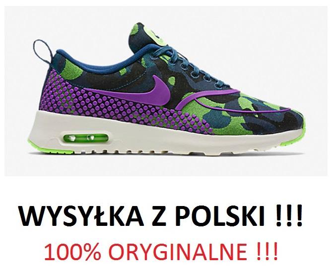 NIKE AIR MAX THEA damskie buty 807385 MORO modne