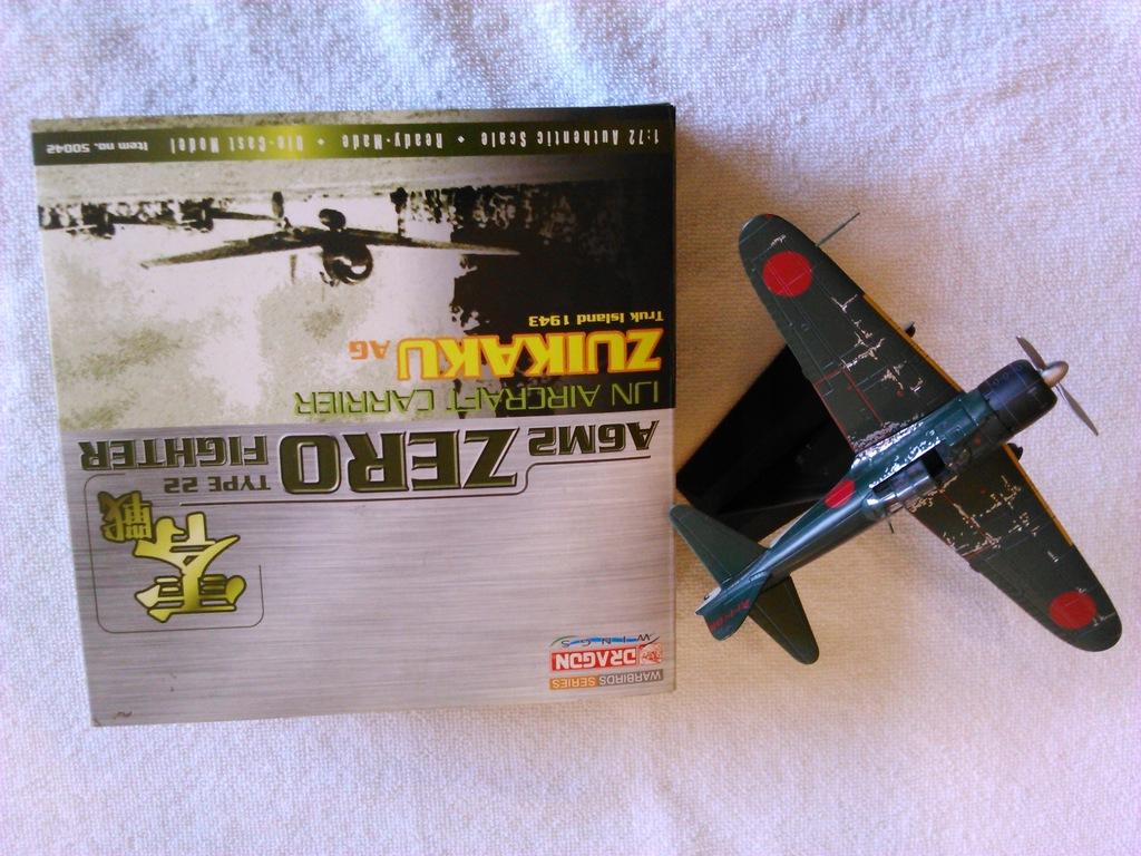 A6M2 Zero Dragon