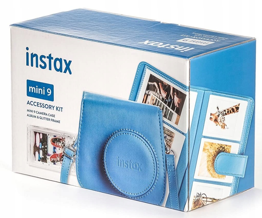 Fujifilm Akcesoria instax mini 9 ZESTAW Etui Album