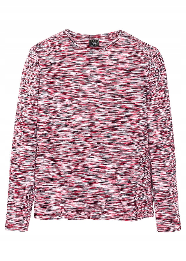 Shirt z długim rękaw czerwony 68/70 (4XL) 969493
