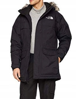 KURTKA THE NORTH FACE M RECYCLED MCMURDO L - 60%