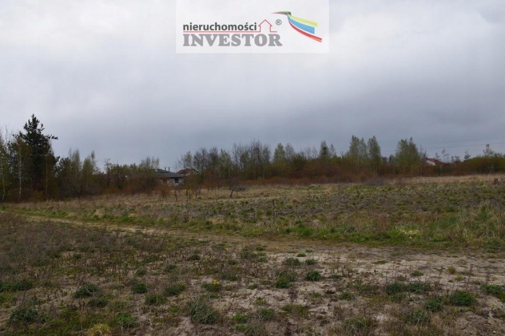 Działka, Ostrowiec Świętokrzyski, 1181 m²