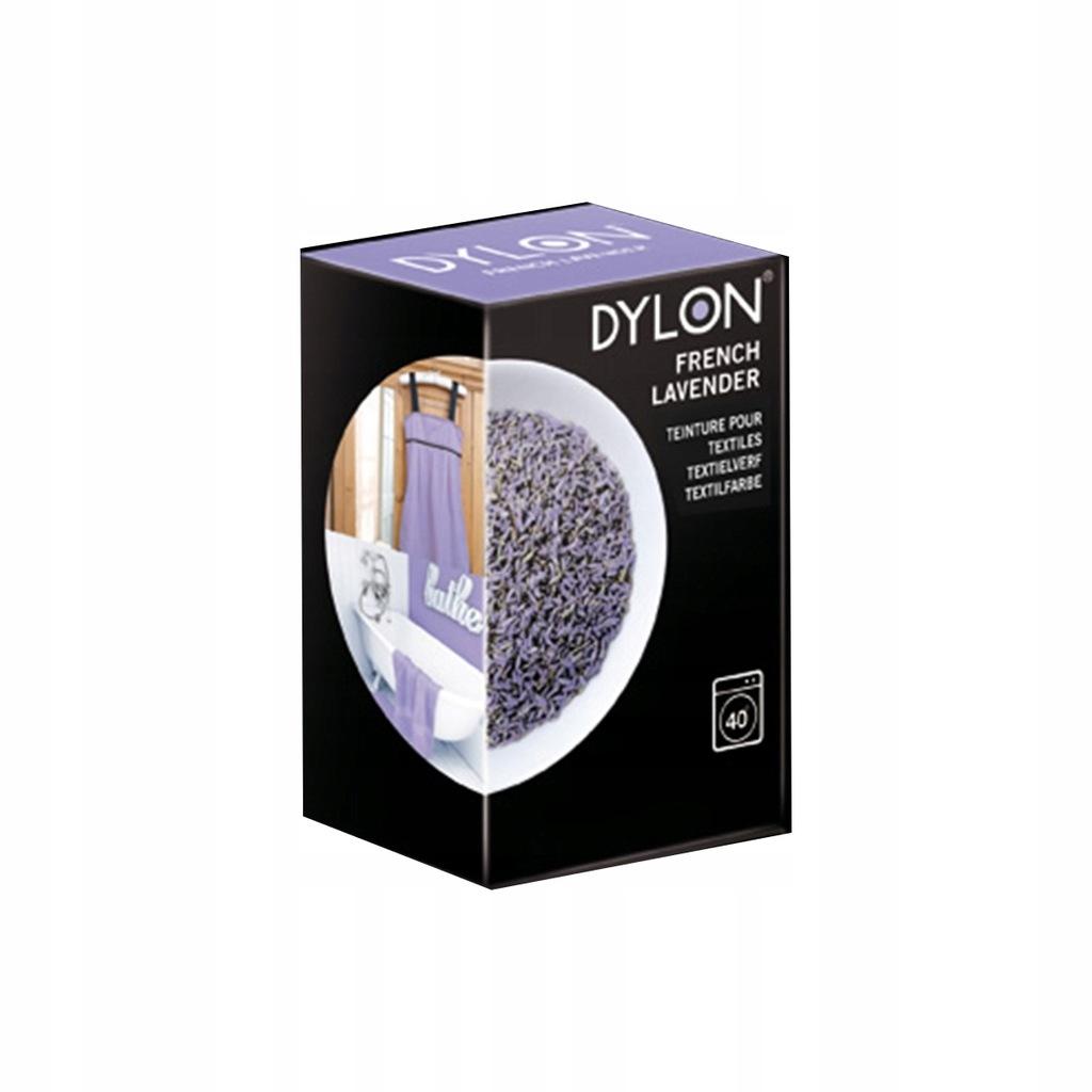 Dylon 350g barwnik do ubrań French Lavender