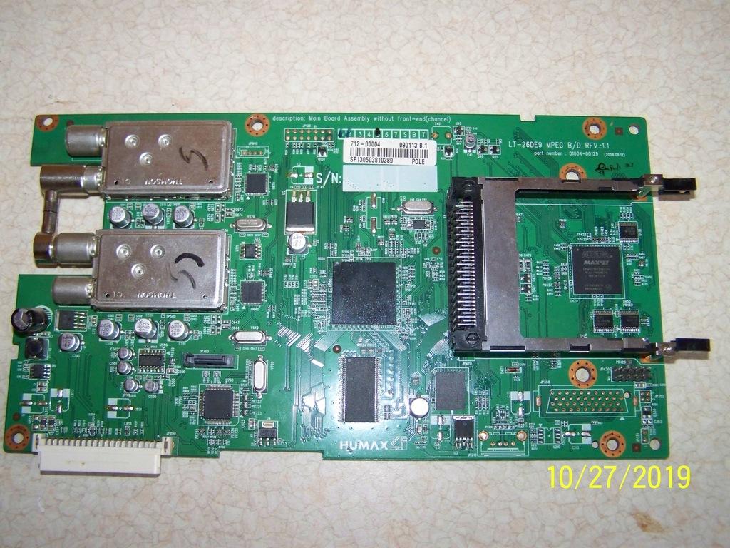 Main LT-26DE9 MPEG B/D JVC (218/55/3)