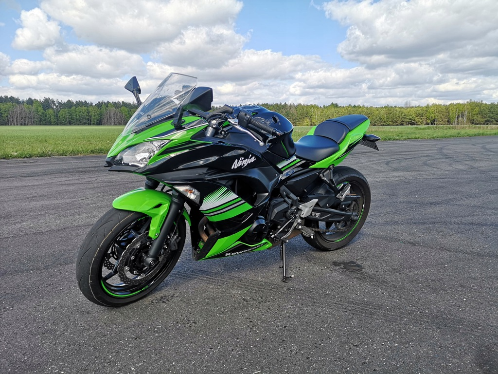Kawasaki ninja 650 ABS na A2 ***DO NEGOCJACJI***