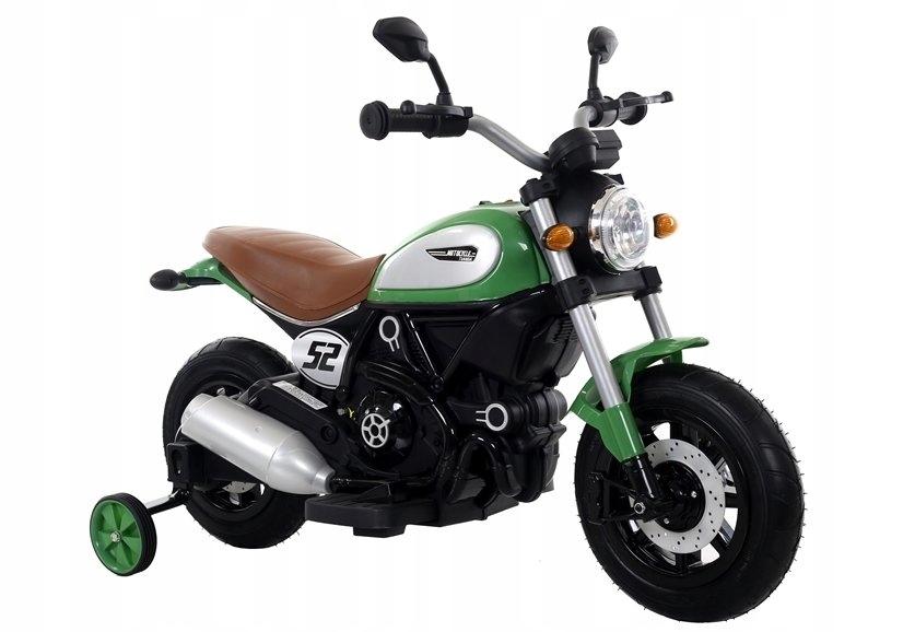 Motor na Akumulator Qk307 Zielony