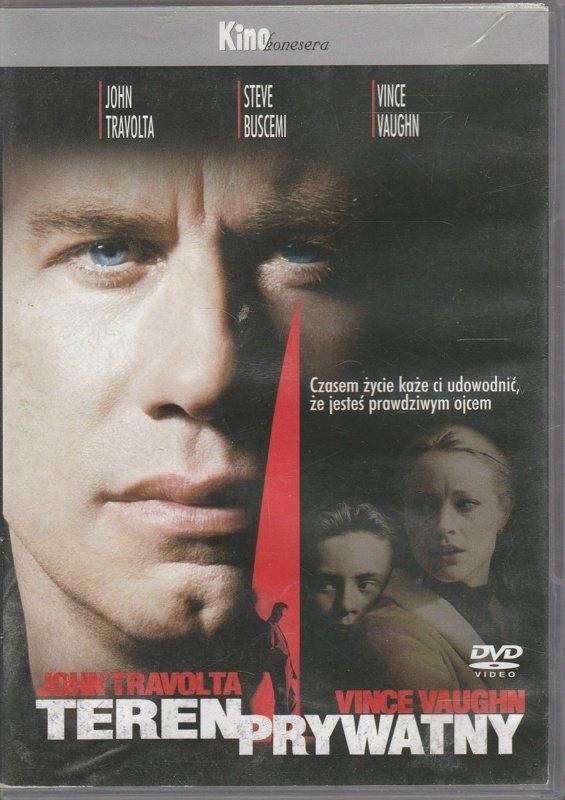 Teren prywatny DVD