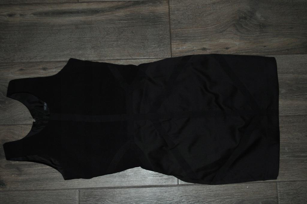 Top Secret , Sukienka, mała czarna, r. 34