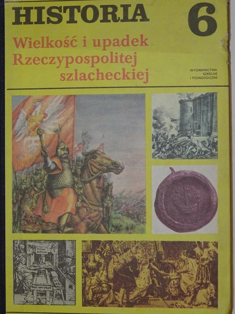 Historia 6 Podstawowa Prl 1987 Wsip 7606675937 Oficjalne Archiwum Allegro