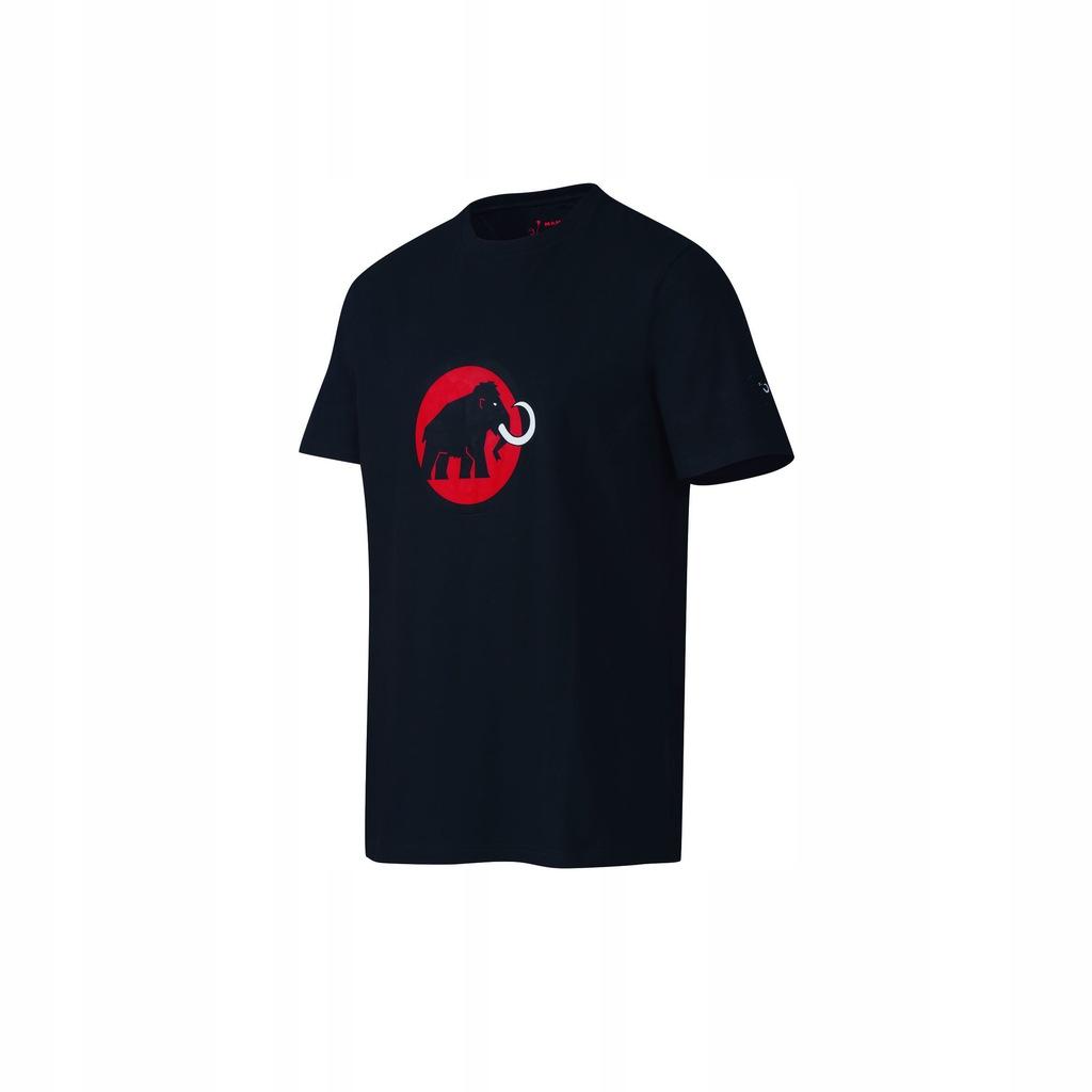 Mammut T-Shirt Logo Men Black (rozmiar: XL)