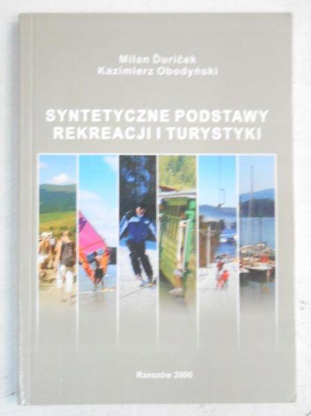 Syntetyczne podstawy rekreacji i turystyki
