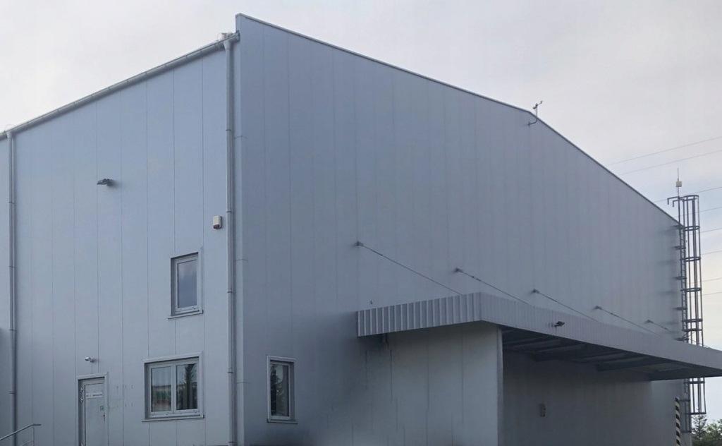 Magazyny i hale, Szczecin, 3700 m²